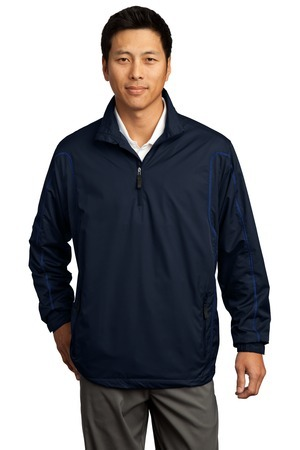 Nike Golf 1/2 Zip Wind Jacket. 393870