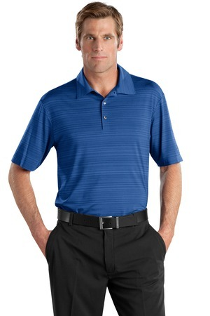 Nike Golf Elite Series Dri FIT Heather Fine Line Bonded Polo. 429438