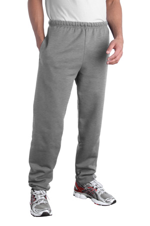 ; JERZEES; SUPER SWEATS; Sweatpant with Pockets. 4850MP