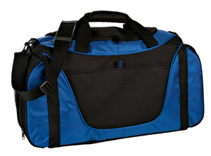 ; Port & Company; Two Tone Medium Duffel. BG105