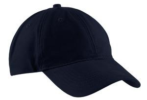 Port & Company; Brushed Twill Low Profile Cap. CP77