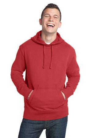 District; Young Mens Vintage French Terry Pullover Hoodie. DT132