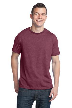 District; Young Mens Tri Blend Crew Neck Tee. DT142