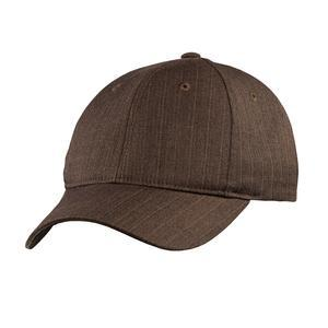 ; District; Pinstripe Herringbone Cap. DT613