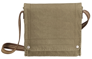 ; District; Canvas Field Bag. DT702