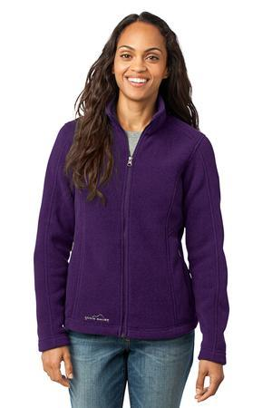 Eddie Bauer; Ladies Full Zip Fleece Jacket. EB201