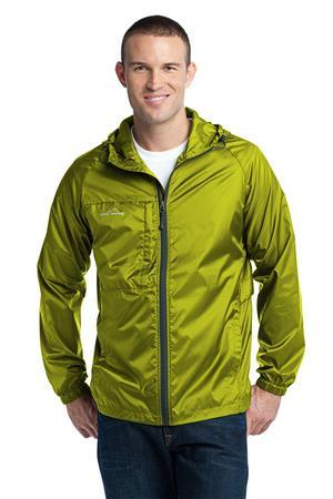 Eddie Bauer; Packable Wind Jacket. EB500