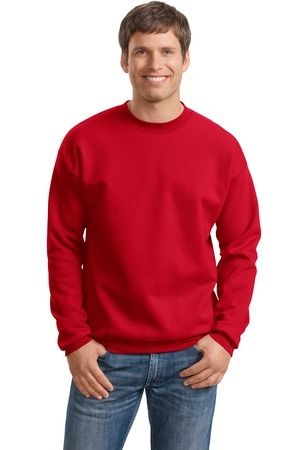 Hanes; Ultimate Cotton Crewneck Sweatshirt. F260