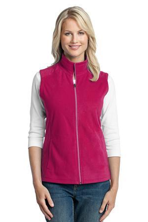Port Authority; Ladies Microfleece Vest. L226