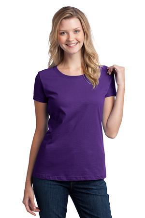 Fruit of the Loom; Ladies Heavy Cotton HD 100% Cotton T Shirt. L3930