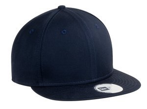 ; New Era; Flat Bill Snapback Cap. NE400