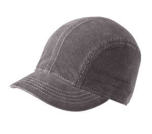 New Era; WoMens Corduroy Short Bill Cap. NE500
