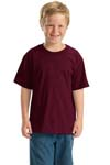 JERZEES; Youth Heavyweight Blend 50/50 Cotton/Poly T Shirt. 29B