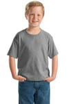 JERZEES; Youth HiDensi T  100% Cotton T Shirt. 363B