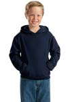 JERZEES; Youth NuBlend; Pullover Hooded Sweatshirt. 996Y