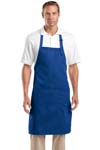 ; CornerStone; Adjustable Bib Apron with Three Pockets. CS700