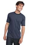 District; Young Mens Cotton Ringer Tee. DT125