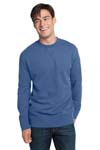 District; Young Mens Vintage French Terry Crew Neck Sweatshirt. DT131