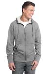 District; Young Mens French Terry Full Zip Hoodie. DT133