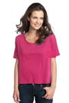District; Juniors Modal Blend Boxy Tee. DT281