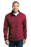 Port Authority; Pique Fleece Jacket. F222