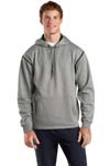 Sport Tek; Tech Fleece Hooded Sweatshirt. F246