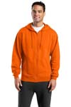 ; Sport Tek; Full Zip Hooded Sweatshirt. F258