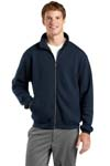 Sport Tek; Full Zip Sweatshirt. F259