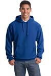 Sport Tek; Super Heavyweight Pullover Hooded Sweatshirt. F281
