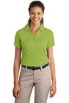 ; Port Authority; Ladies Silk Touch Interlock Polo. L520