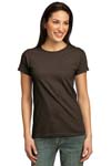 Port & Company; Ladies Organic Cotton T Shirt. LPC50ORG