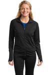 Sport Tek ®; Ladies NRG Fitness Jacket. LST885