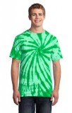 Port & Company; Essential Tie Dye Tee. PC147
