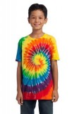 Port & Company; Youth Essential Tie Dye Tee. PC147Y