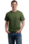 Port & Company; Organic Cotton T Shirt. PC50ORG