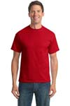 Port & Company; 50/50 Cotton/Poly T Shirt. PC55