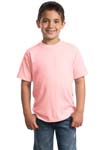 ; Port & Company; Youth 50/50 Cotton/Poly T Shirt. PC55Y