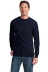 Port & Company; Long Sleeve Essential T Shirt with Pocket. PC61LSP