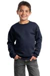 ; Port & Company; Youth Crewneck Sweatshirt. PC90Y