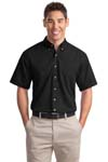 ; Port Authority; Short Sleeve Twill Shirt. S500T