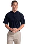 ; Port Authority; Short Sleeve Easy Care  Soil Resistant Shirt. S507