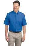 Port Authority; Short Sleeve Easy Care Shirt. S508