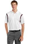 Sport Tek; Back Blocked Micropique Sport Wick Polo. ST656