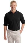 ; Port Authority; Tall Pique Knit Polo. TLK420