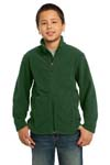 Port Authority; Youth Value Fleece Jacket. Y217