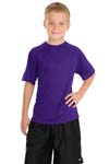 ; Sport Tek; Youth Dry Zone Raglan T Shirt. Y473