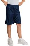 Sport Tek; Youth PosiCharge Classic Mesh  Short. YST510