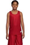 Sport Tek; Youth PosiCharge Mesh Reversible Tank. YT550