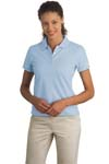 ; Nike Golf Ladies Dri FIT Pique II Polo. 244613
