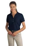 ; Nike Golf Ladies Pique Knit Polo. 297995